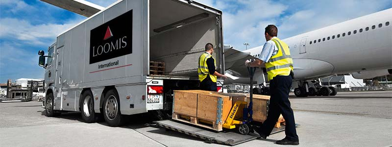 Loomis International - International Valuables Transports